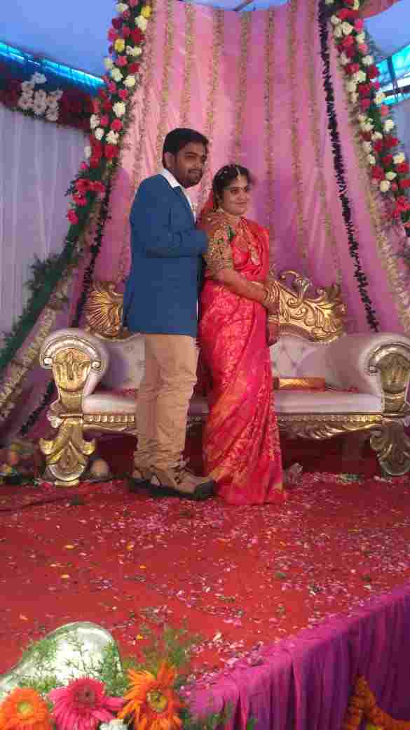 jaiandhratv CMD Tetali Durgareddy-Supriya Engagement Ceremony